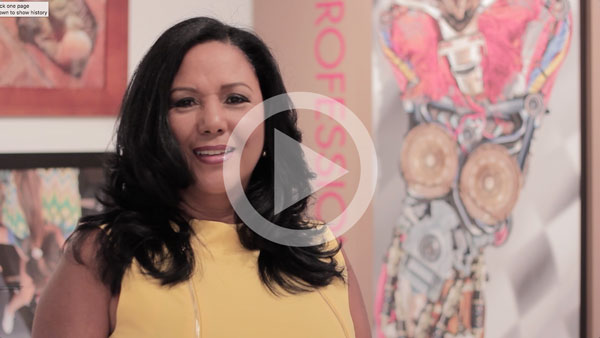 Broad Perspectives: Mari Santana video testimonial